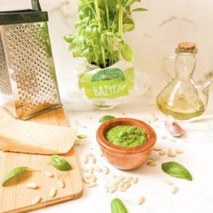 Pesto bazyliowe – ebook