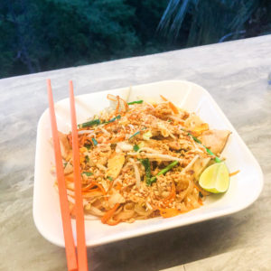 Pad thai – dieta azjatycka